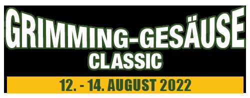 Grimming Gesäuse Classic Logo